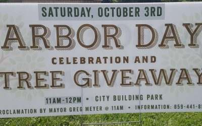 Highland Heights Citizens - Arbor Day 2020